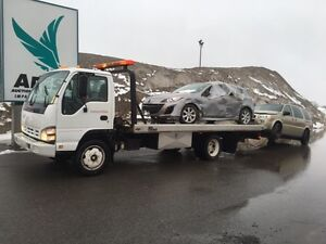 Towing services lockout boosting scrap cars 6134001005