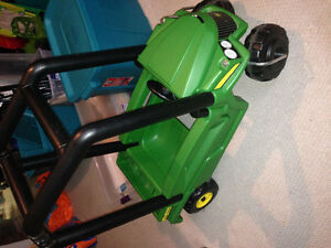 John Deere - getting around gator
