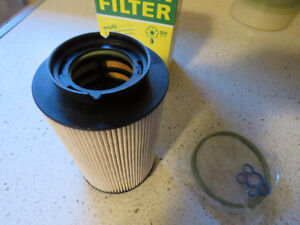 VW TDI fuel and oil filters for sale