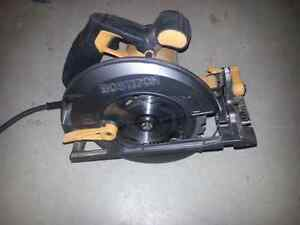 Bostitch circular saw used once