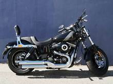 HARLEY-DAVIDSON DYNA FAT BOB Cannington Canning Area Preview