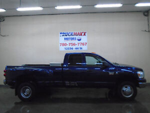 2008 Dodge Ram 3500 SLT Dually 4x4 6-Speed Manual Diesel