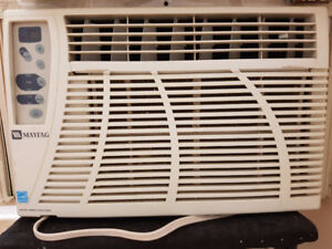 Air Conditioner 5,200BTU for window $40 only!