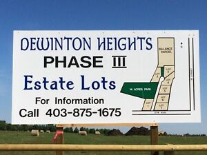 Dewinton Heights Phase III