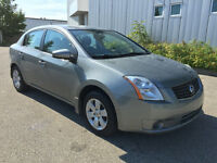 2008 NISSAN SENTRA AUTOMATIC  ALL POWER OPTIONS 107KM