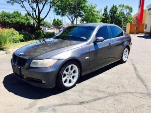 2006 BMW 330i  Automatic.    $2,900