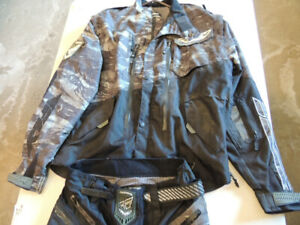 Fly ATV or Motorcyle Full Riding Suit, Pants and Jacket Medium