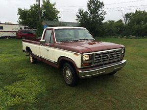 1984 Ford Pickup Truck for sale