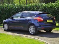 Ford Focus 1.0 Zetec 5dr PETROL MANUAL 2013/63