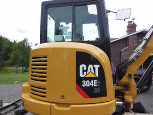CAT 304 E 2CR