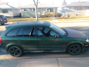 2002 mazda prodege sportswagan for 2500 obo
