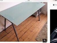 Desk , Galant by Ikea. Perfect condition