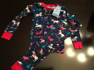 NWT - Christmas PJs by Hatley (3T)