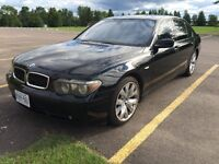 2004 BMW 745 GREAT DEAL