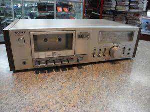 Vintage Sony TC-K35 Cassette Deck