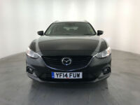 2014 MAZDA 6 SE-L NAV DIESEL ESTATE 1 OWNER SERVICE HISTORY FINANCE PX WELCOME