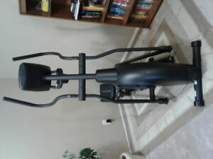 Horizon Elliptical almost new purchased 6 months. $600.00