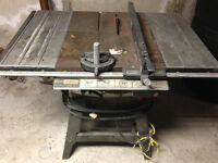 Sears Craftsman Commercial 12 Inch Floor Saw