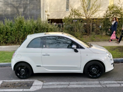 Fiat 500 Lounge Mill Park Whittlesea Area Preview