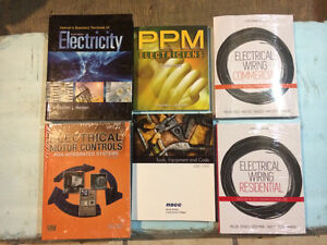 NSCC electrical text books 2016/17 - Best Offer