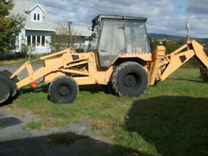 1989   JCB 4X4 BACKHOE IN GOOD RUNNING cond $12000 ono