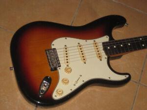 1991-92 Fender Stratocaster Reissue 62 Japan