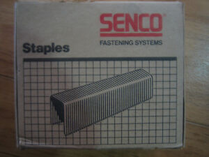 Senco Stainless Steel Staples