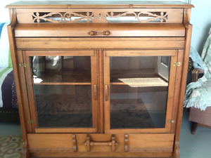 China Cabinet - Converted from Antique Organ