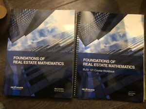 Foundations of Real Estate Mathematics  AIC121