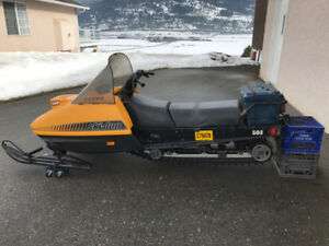 1990 SkiDoo 500 Safari Long Track