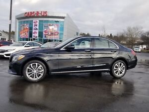 2016 Mercedes-Benz C300 4Matic AWD