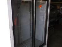 Cooler – Two Door Glass,  #1252-14