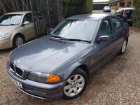 BMW 318 1.9 iSE, Good Car With Service History & New Mot
