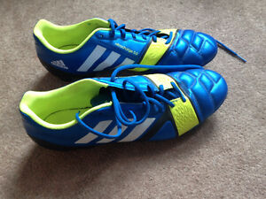 Adidas soccer  shoes size 12