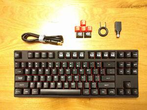 CM Storm Quickfire Rapid Mechanical Keyboard - Cherry MX Red