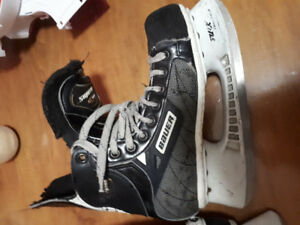 Bauer supreme power boys skates
