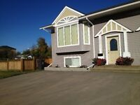 Newer Duplex for Rent in Fort St. John - Available March 1