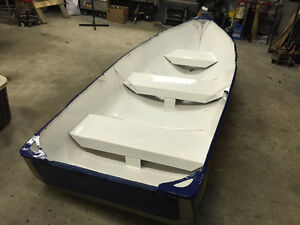REDUCED PRICE 12' Aluminum Boat
