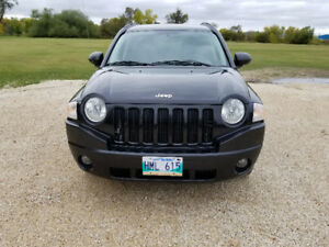 2009 Jeep Compass North SUV, Crossover / Safetied, only 117 Kms