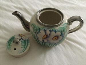 Antique Sudlow Teapot