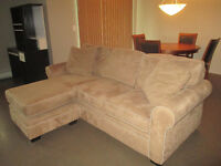 Like New! 3 Seater Sofa/Sectional For Sale!      Watch     |