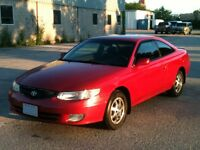 Low kms 2001 Toyota Other SE Coupe (2 door)