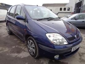 2003 Renault Megane Scenic 1.6 16V Authentique 5dr 5 door MPV