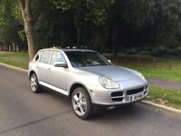 Porsche cayenne 4,5 s with new engine