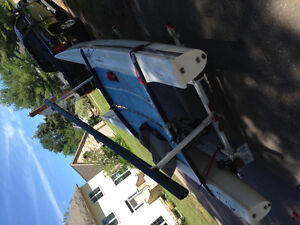 Hobie cat 18 trailer wanted