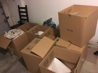 FREE MOVING SUPPLIES!!