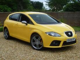 2008 08, Seat Leon 2.0 TDI FR 170 BHP 5 Door ++ LOW MILEAGE