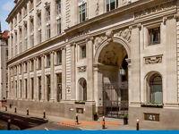 City Of London * Office Rental * LOTHBURY - CITY-EC2R