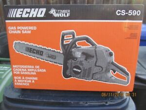 Echo CS 590  Chainsaw