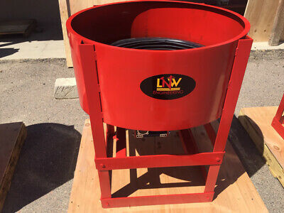 Lnw Engineering  Knudsen Neffco  Bowl Gold Centrifugal Concentrator